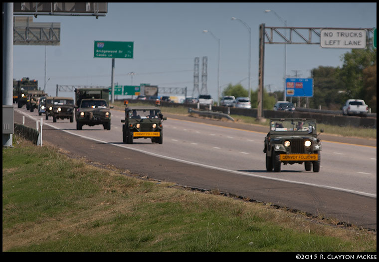 Convoy Follows